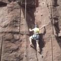 AN climbing