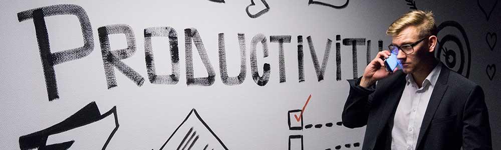 Няма да имаш напредък като просто си продуктивен и работиш много!